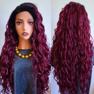 Lacefront  wig 😍💖